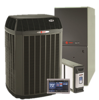 $300 OFF High Efficiency Trane AC & Furnace Installation
